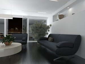 living area lighting solutions