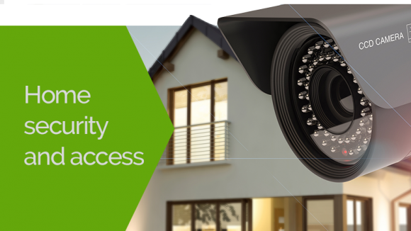 Home security and access electrician