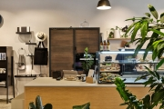 Joinery by Mastercraft Kitchens at Slow Store