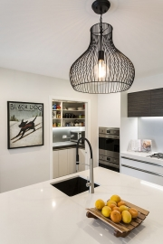Modern and light kitchen
