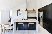 Contemporary scandi style kitchen