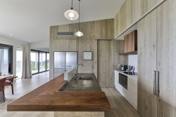 Multiple timber accents