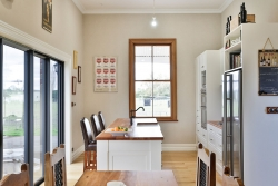 Renovated country kitchen
