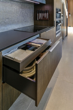 Blum Legrabox - Orion Grey