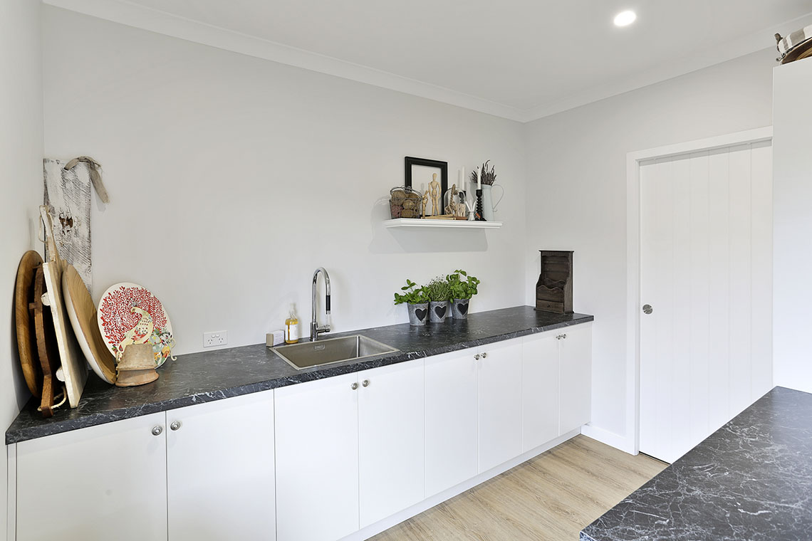 Laundry and scullery in one