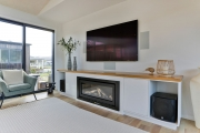 bespoke fire surround and mantle