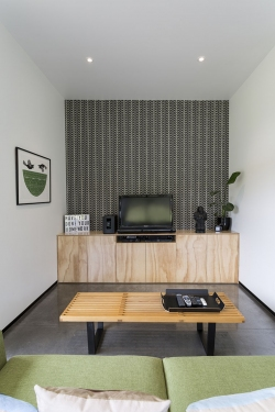 Plywood TV cabinets