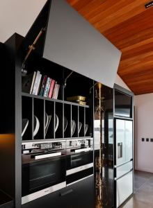 Class Act - Black Kitchen Storage
