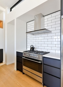 Au naturale - Subway Tile Splashback