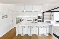 Entertaining is a dream - so much space