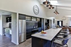 Secondary kitchen space