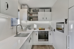 Feature packed scullery