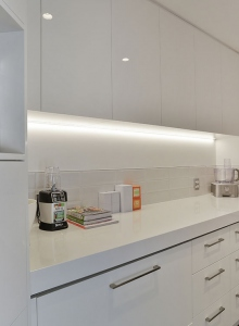 Scullery lighting