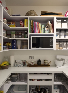 Clever space saving ideas