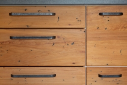 Rugged, solid drawers