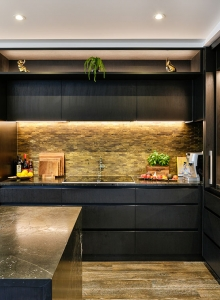Black Beauty Kitchen