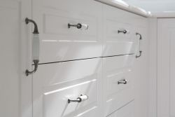 Country kitchen handles