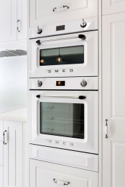 Smeg oven and warmer drawer