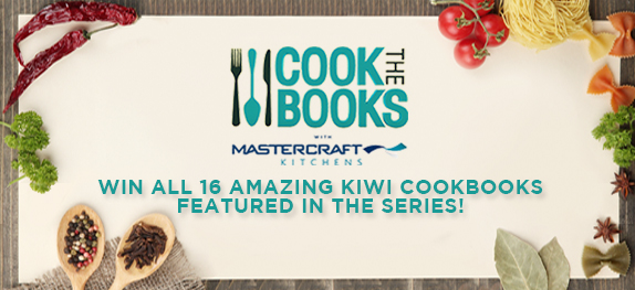 Cook the books choicetv mastercraft kitchens win