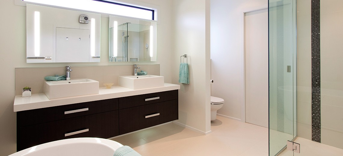 Gallery of bathrooms and more mastercraft kitchens for Bathroom ideas nz