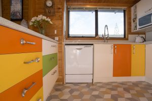 kitchen renovated like 1970's