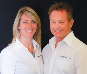 Jenny & Michael Mancer of Mastercraft Kitchens Whanganui