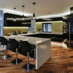 Black gold kitchen1