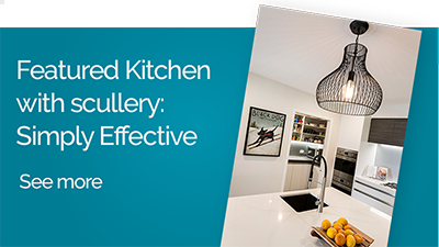 Simply Effective - kitchen and scullery design