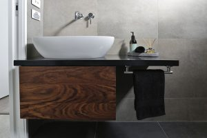 bespoke timber bathroom cabinetry