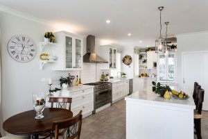 cape cod kitchen stainless steel appliances