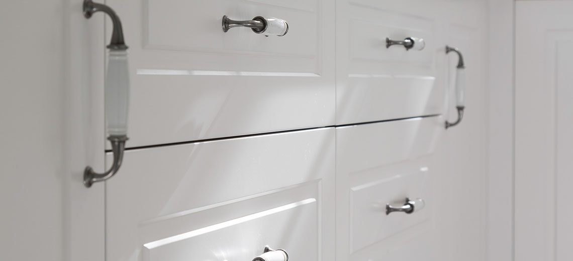 country kitchen drawer handles
