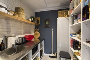 country kitchen scullery