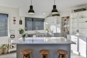 modern country kitchen style