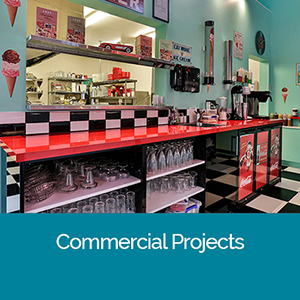 Commercial Kitchen projects