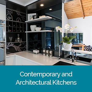 Contemporary and Architectural Kitchens