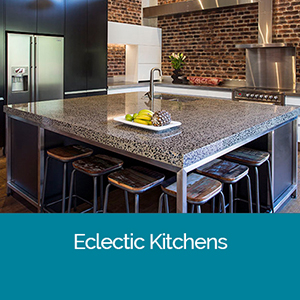 Eclectic Kitchen Designs
