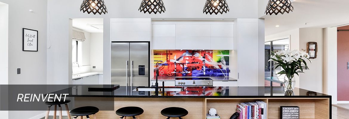 Mastercraft Kitchens - Reinvent