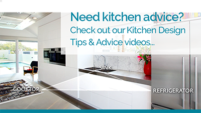 Kitchen Design tips and advice videos