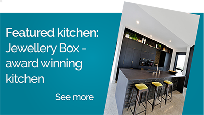 Jewellery box - featured kitchen