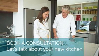Book a Kitchen Consultation